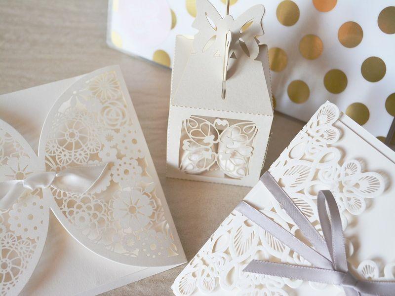 Starannie wykonywane zaproszenia ślubne